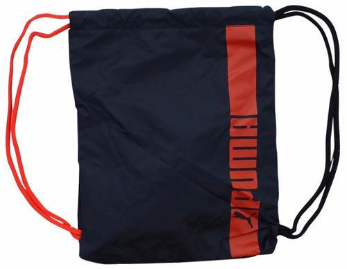 bolso deportivo gym puma original revert carry sack 45x38cm