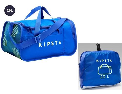bolso deportivo para football marca kipsta