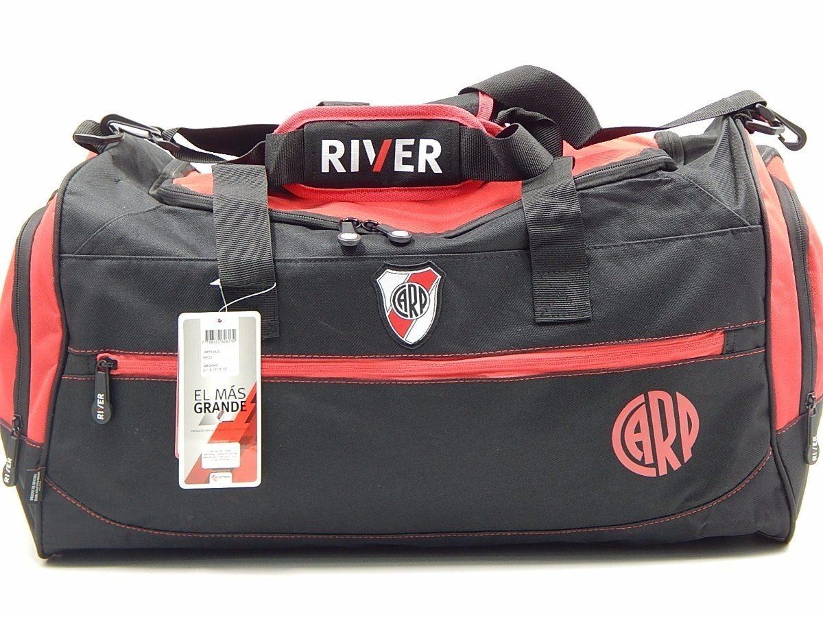 86673e239 bolso deportivo river plate oficial envios al pais futbol. Cargando zoom.