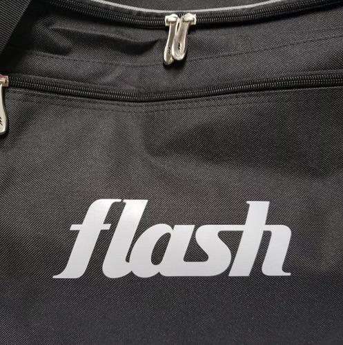 bolso entrenamiento flash mediano rugby futbol club viajero