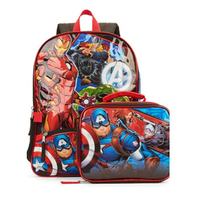 Bolso Escolar Avengers