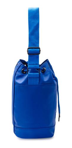bolso ess sport azul unisex le coq sportif