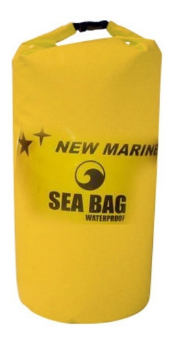 bolso estanco new marine sea bag 34 litros impermeable