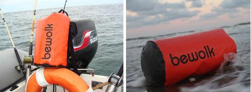 bolso estanco ref. 115 l. ideal deportes nauticos, kayak