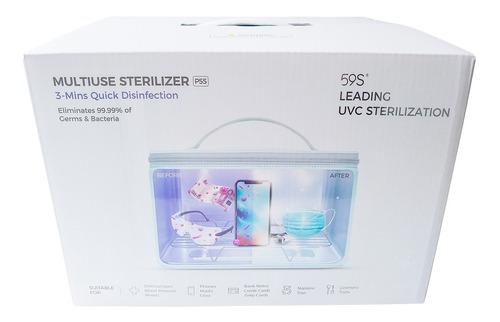 bolso esterilizador de luz uv-c