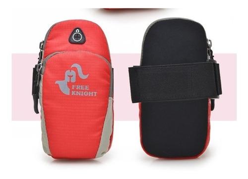 bolso estuche deportivo de brazo / celular