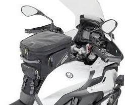 bolso givi moto tanque easy con imanes 25 lt motoscba