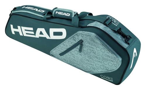 bolso head core 3r pro bag 3 raquetas