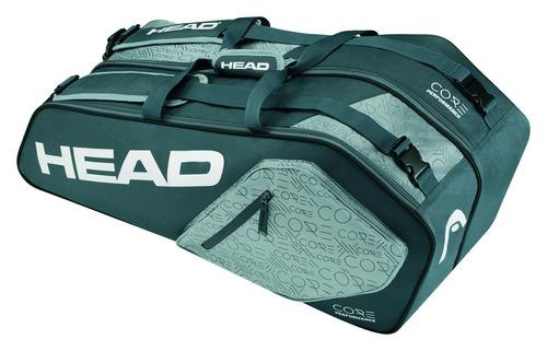 bolso head core combi 6 raquetas