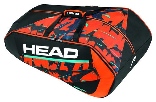 bolso head radical monstercombi 12 raquetas