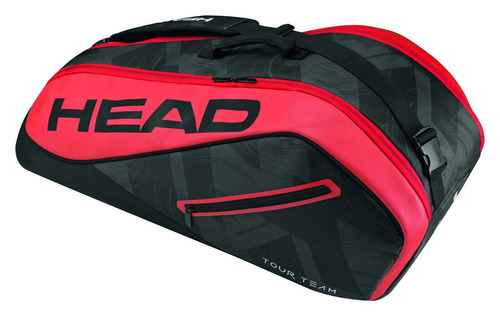 bolso head tour team combi 6 raquetas