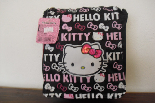 bolso hello kitty