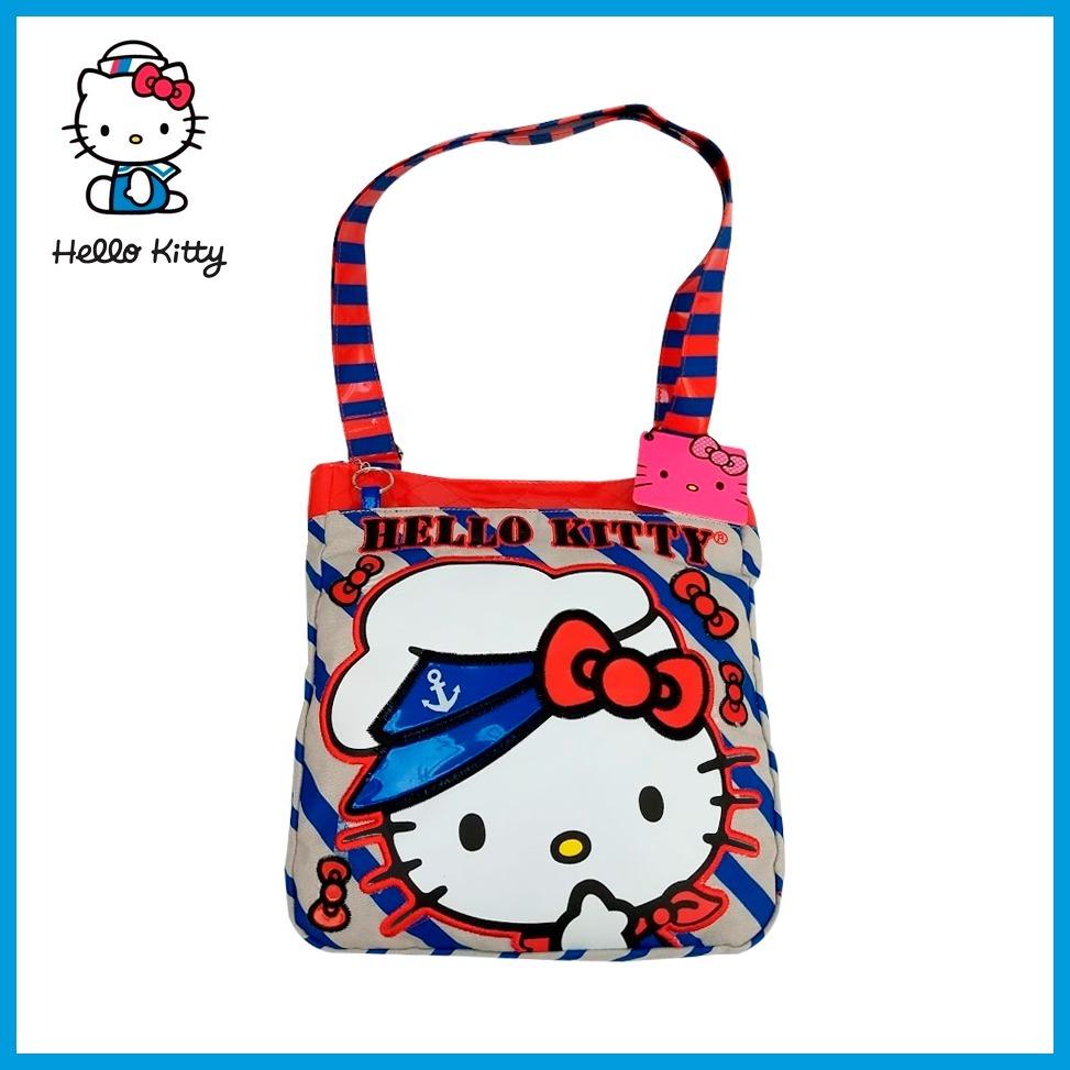22a90b7aa Bolso Hello Kitty Sanrio Sailor Limited Edition - $ 999.00 en ...