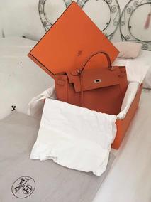 bb93654e8 Bolsas Hermes Grace Kelly Caramelo en Mercado Libre México