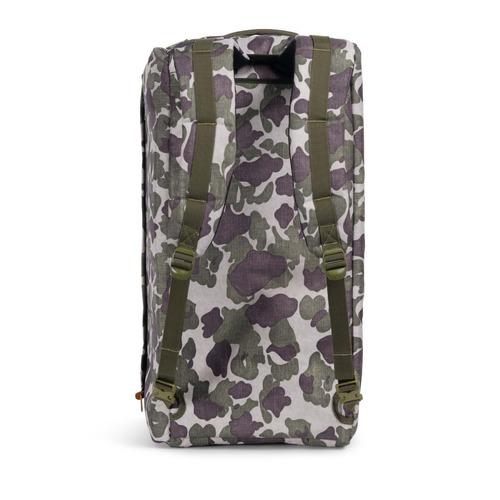 bolso herschel supply co. outfitter verde camuflado