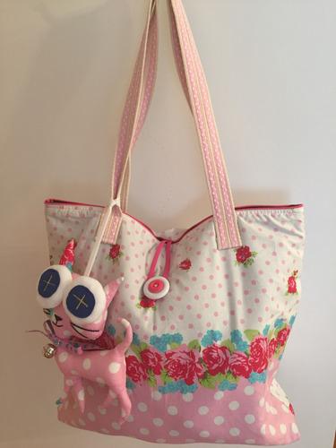 bolso ideal para embarazadas o maestras con animalitos