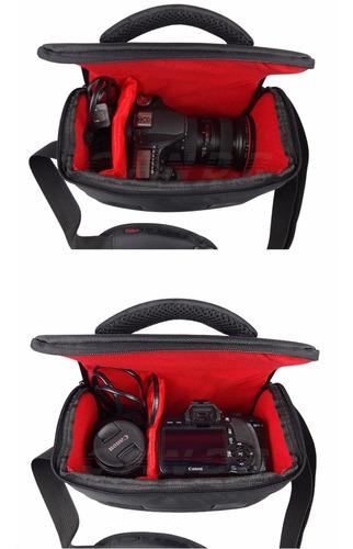 bolso impermeable cámara canon nikon sony pentax