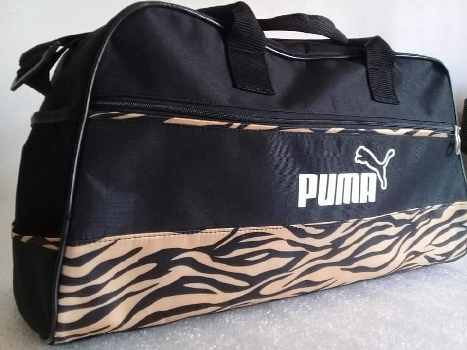 33ce67113 bolso importado deportivo entrenamiento viaje puma leopardo. Cargando zoom.