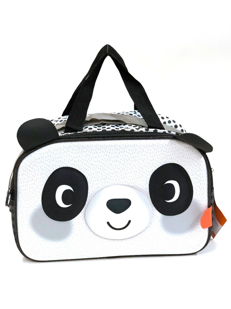Bolso Infantil Oso Panda Zoo Bags Original #21889 - $ 890,00 en ...