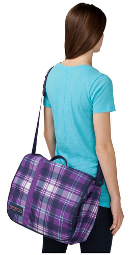 bolso jansport market street messenger