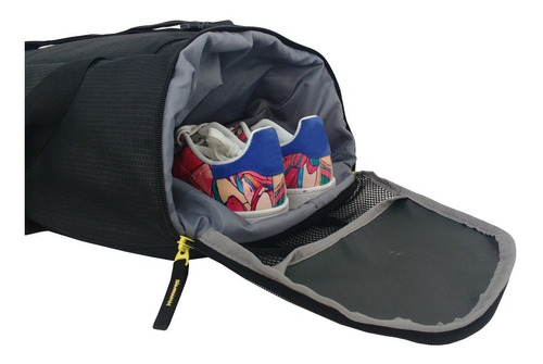 bolso kossok funk s 28litros gym deportivo  viajes reforz