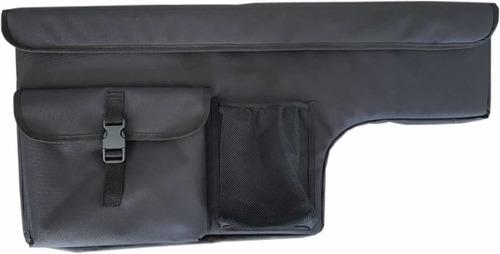 bolso lateral de lona para cobertor amarok frontier s10 ram