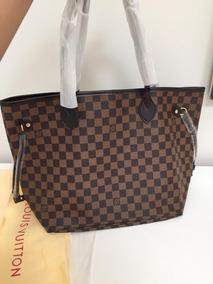 d07dc4335 Louis Vuitton Bolsa Neverfull - Bolsas Louis Vuitton en Distrito Federal en Mercado  Libre México