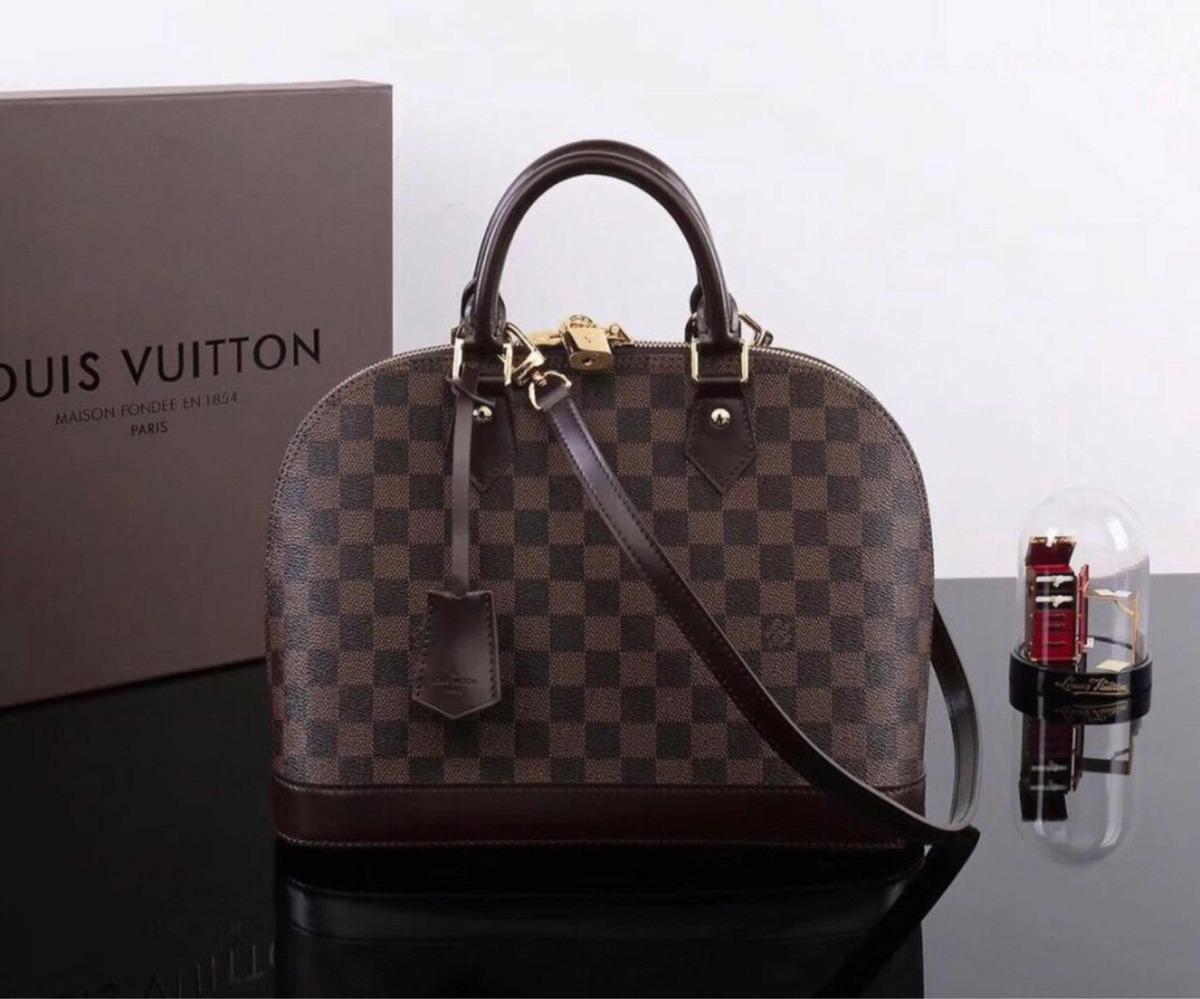 dd15b5aa3 Bolso Louis Vuitton Nuevo En Oferta Y Envío Gratis - $ 3,200.00 en ...