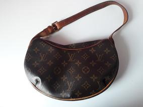af6ba6c41 Hermosa Bolsa Croissant Louis Vuitton!! en Mercado Libre México
