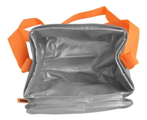 bolso lunchera vianda thermos térmica 4,5 litros