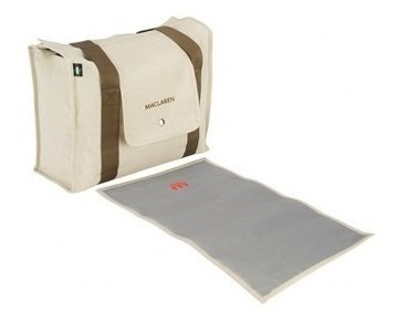 bolso maclaren natural canvas - tienda pellitos