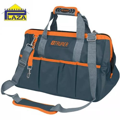 bolso maletín para herramientas flexible 18´´ pulg truper