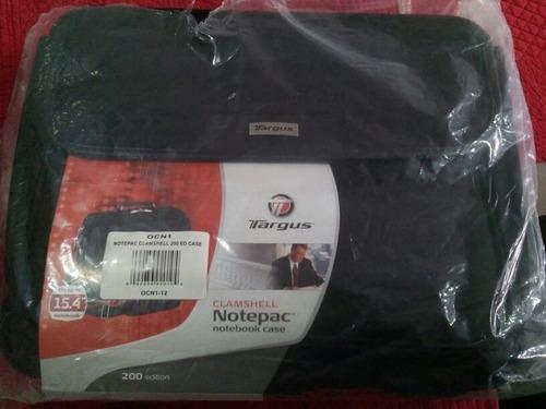 bolso maletín targus para laptop