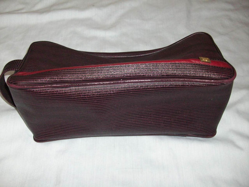 bolso maletin viaje remate oferta cosmético usado