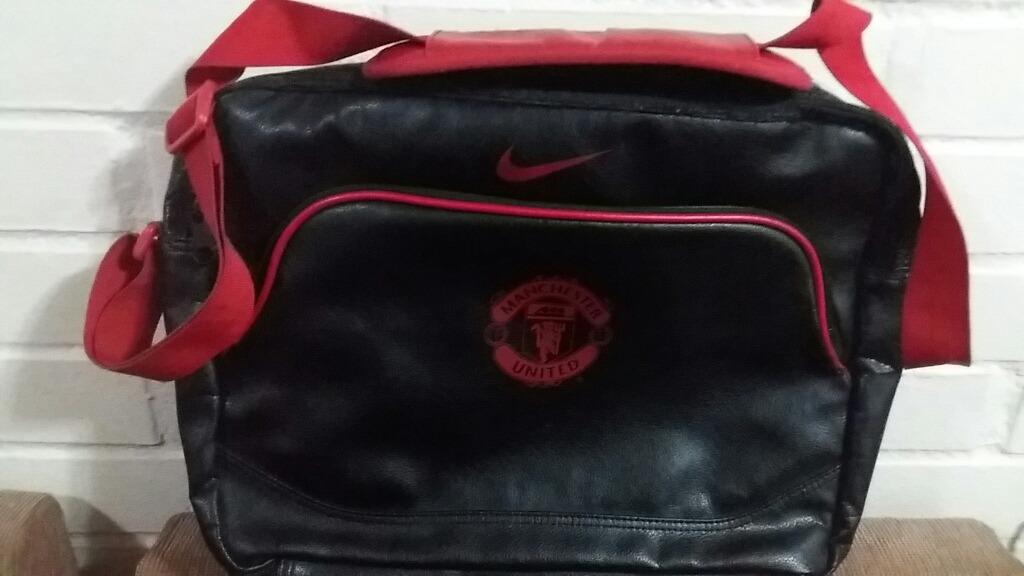 Bolso Manchester United Original Nike -   4.000 en Mercado Libre d3c7b1190e599