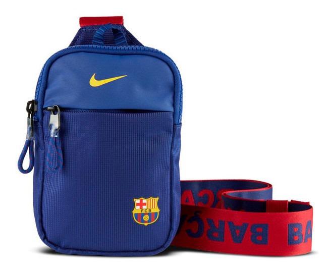 Centro de la ciudad jurar Alfabeto  Bolso Mano Barcelona Nike 2021 100% Original - $ 139.900 en Mercado Libre