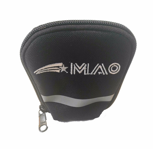 bolso mao bajo asiento - para bicicleta pack 10 unidades