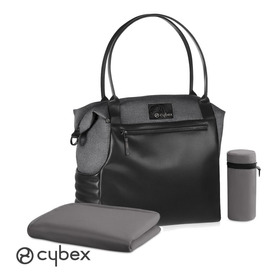 Bolso Materal Frontal Con Cierre Cybex Transportable Térmico