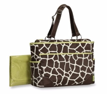 bolso maternal carter;s modelo girafa