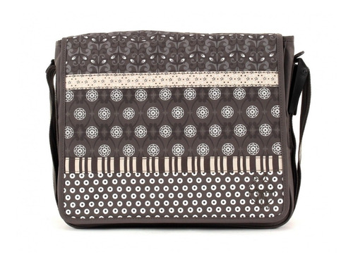 bolso maternal messenger bag multimix stale lassig