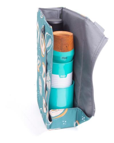 bolso matero chilly diseño avocado