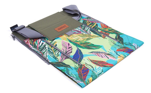 bolso matero chilly diseño botánica