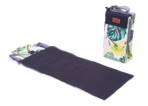 bolso matero chilly diseño selva