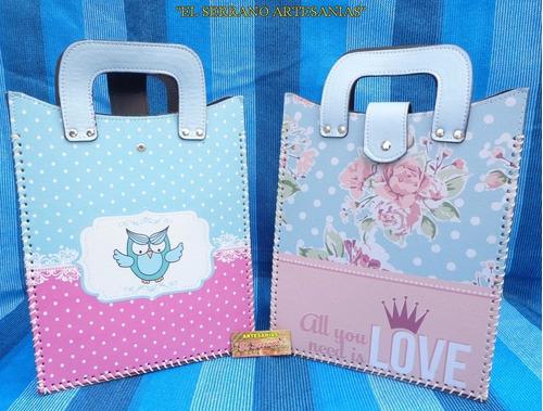 bolso matero diseño mod.307,dia de la madre, dia del maestro