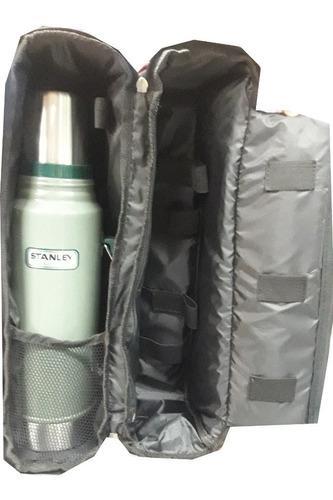 bolso matero para termos stanley 1, 1,3 litro el combatiente