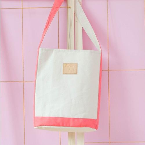bolso matero  ( porta mate termo ) unicornio flores playa