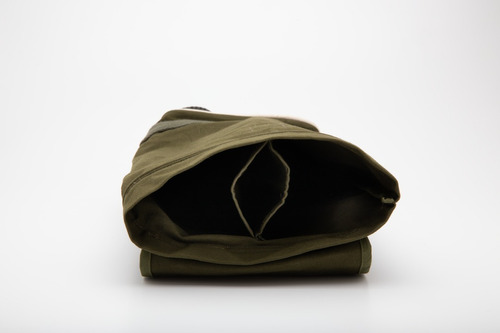 bolso matero un mate - militar