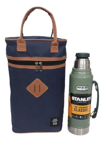 bolso matero yuco mochila - elegir color (apto stanley)
