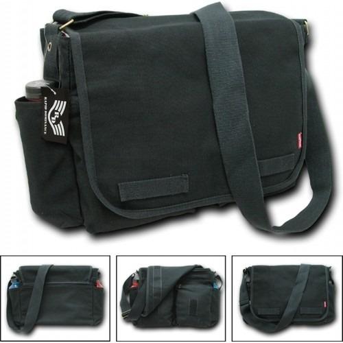 bolso mensajero militar rapiddominance classic bolsas negro