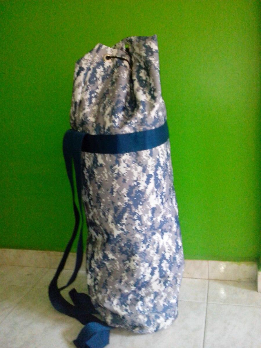 5cba8fc9e Bolso Militar Tipo Saco - Bs. 145.000,00 en Mercado Libre